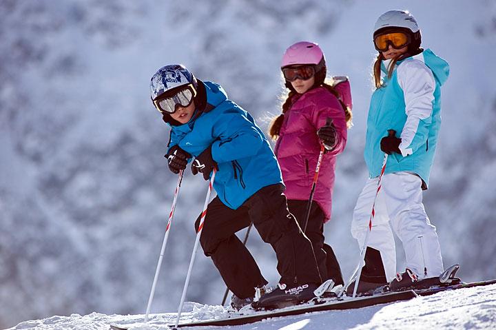 skimka obóz narciarski
