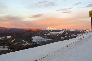 Mölltaler Gletscher o 7:00
