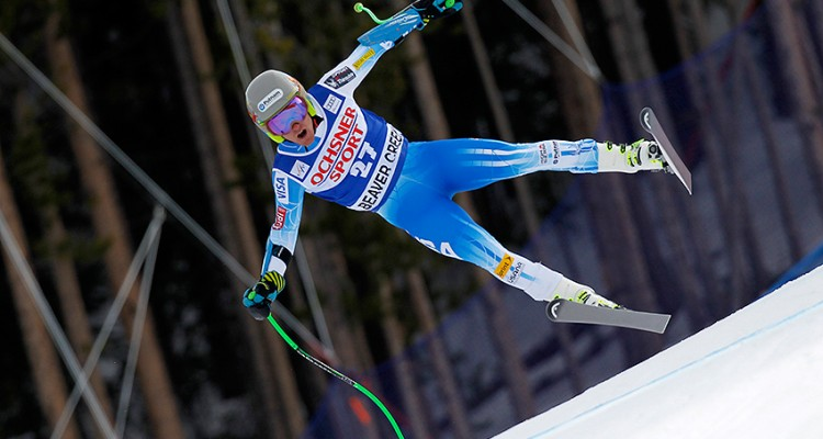 Ted Ligety (fot. Head)