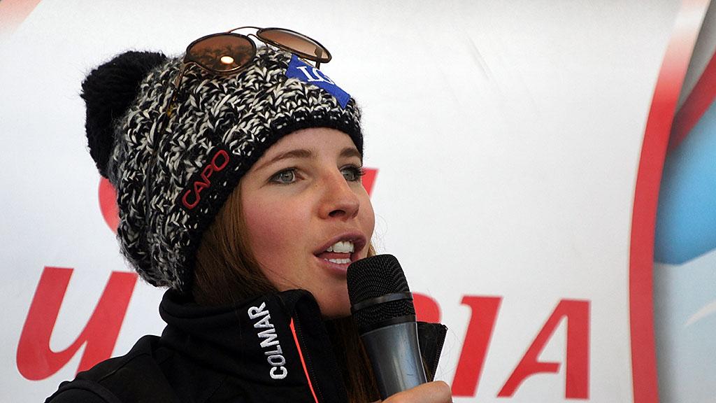 Tina Weirather (fot.Tomasz Kurdziel)