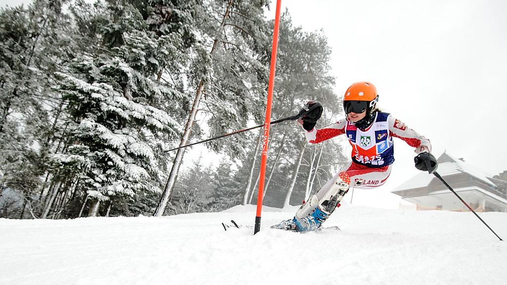 W slalomie Kala nadal potrafi ukąsić.