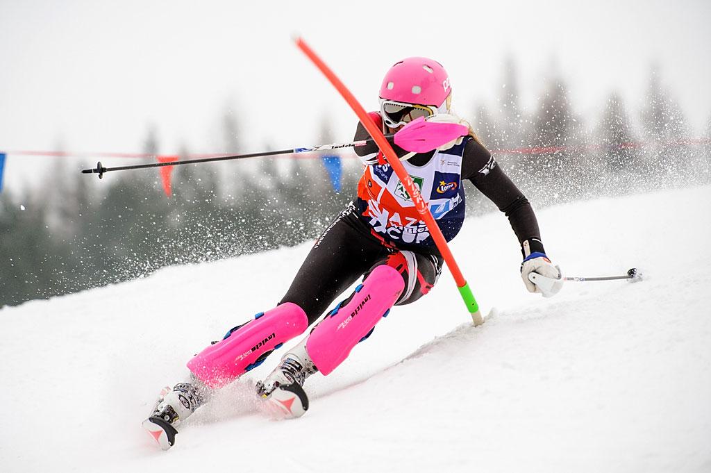 Maria Leonowicz wdebiucie odrazu sięgnęła pobrązowy medal.