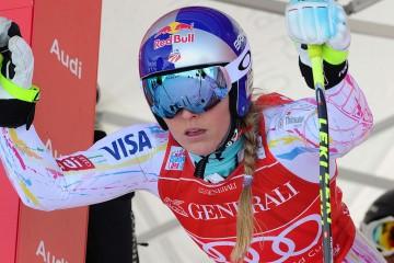 Lindsey Vonn (fot. Head)