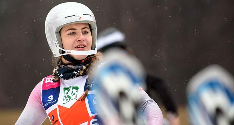 V Eliminacje AZS Winter Cup 2015/2016 i AMWiM - Harenda, Zakopane, Polska, 19.02.2016 r. fot. Michał Szypliński (skifoto.pl)