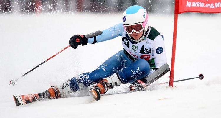 Akademickie Mistrzostwa Polski 2015/2016 - finał GS - Harenda, Zakopane, Polska, 29.02.2016 r. fot. Michał Szypliński (skifoto.pl)