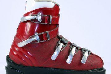 historia butów narciarskich