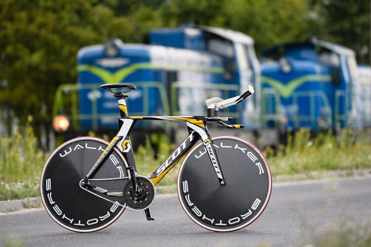 Maszyna Klina – rower rekordzisty