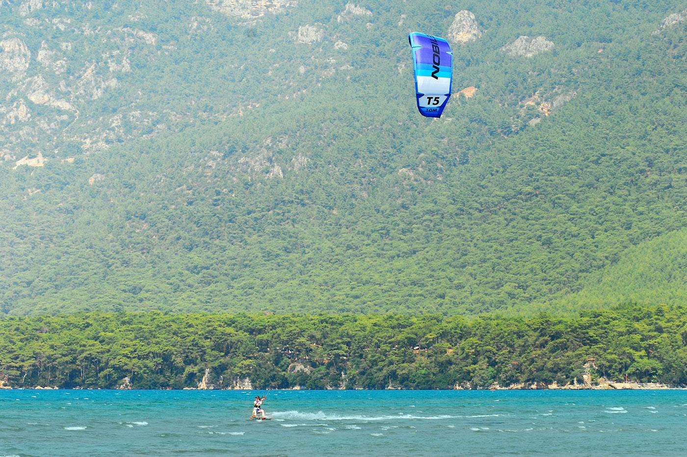 kitesurfing w turcji