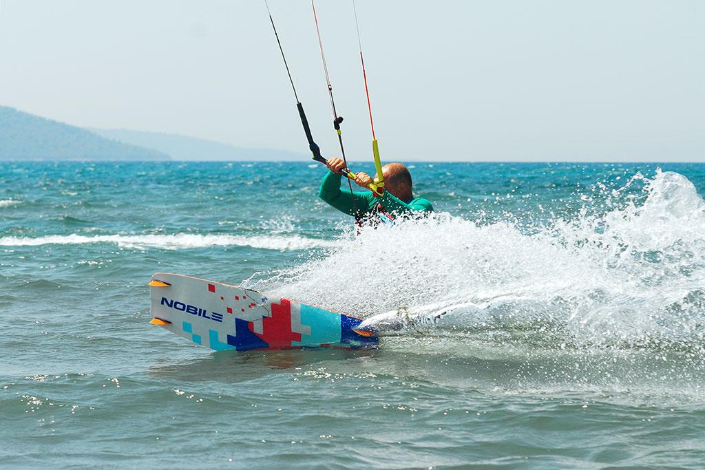 kitesurfing wturcji