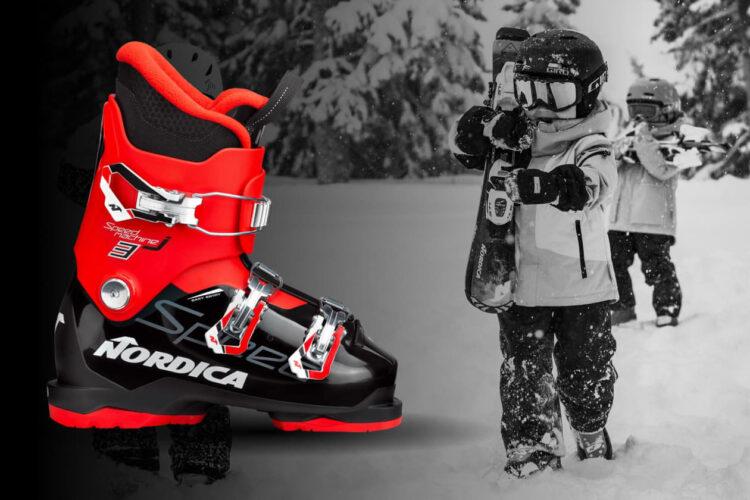 Nordica – system doboru butów dla dzieci