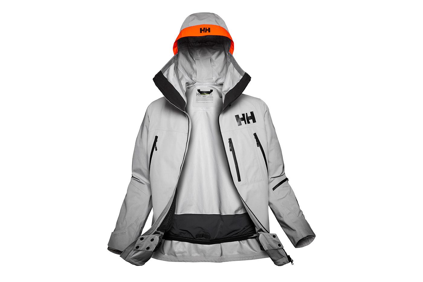 elevation infinity shell jacket