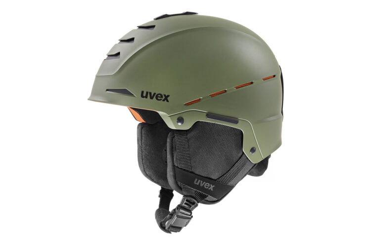 Nowy kask Uvex Legend Pro