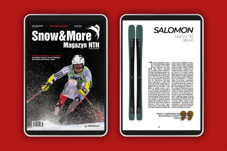 E-wydania Magazynu NTN Snow & More oddziś dostępne wsklepie