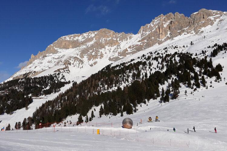Predazzo, czyli narty dla leniwych