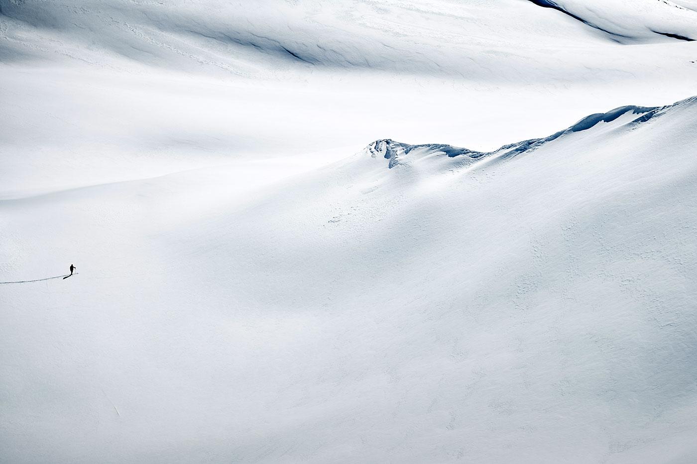 narty poza trasę