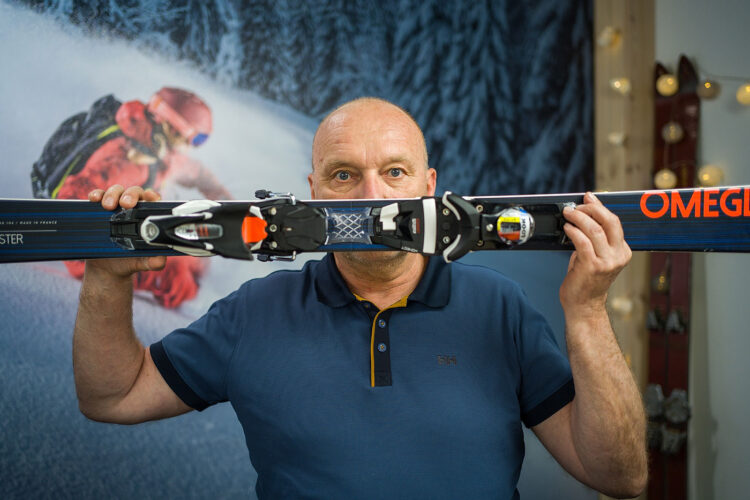 jak dbać o wiązania narciarskie